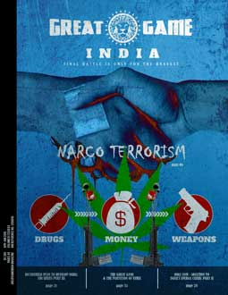 Narco-Terrorism issue (Apr-Jun 2016)
