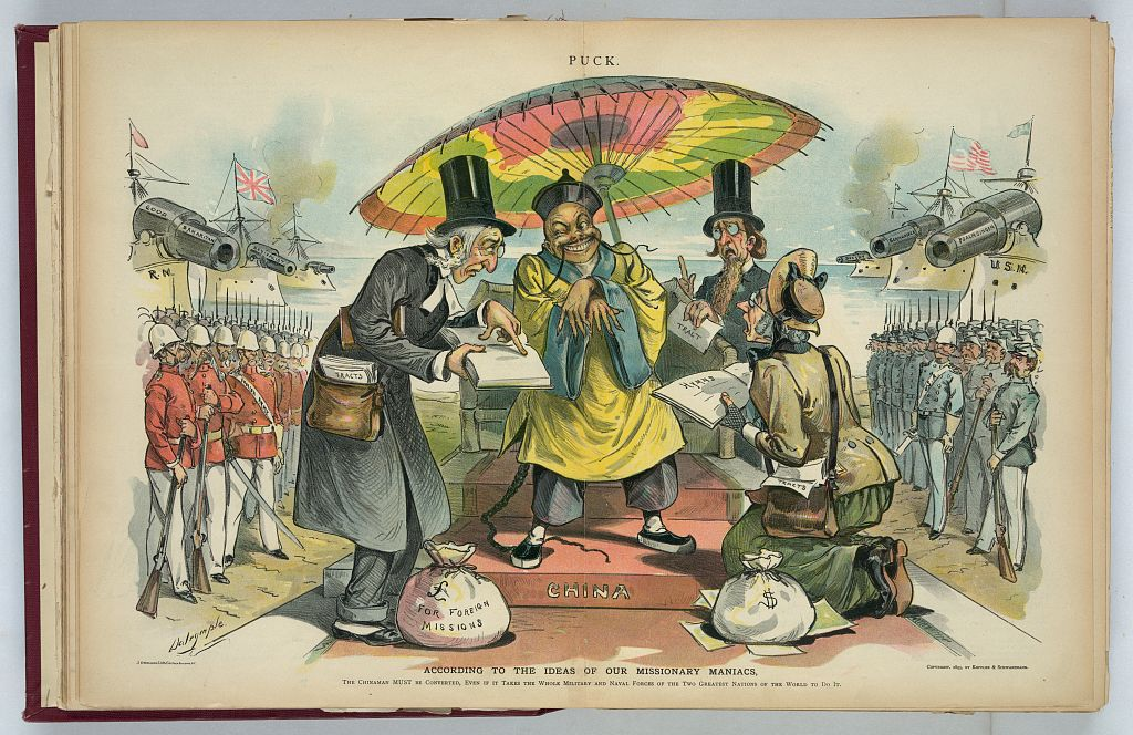 a comparison between the imperialism of the great britain and japan 145 the age of imperialism (1870–1914) although the industrial revolution and nationalism shaped european society in the nineteenth century, imperialism.