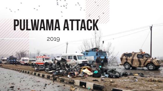 Pulwama Attack 2019