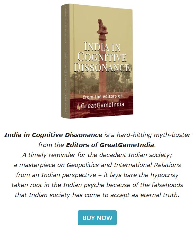 India in Cognitive Dissonance Book Banner