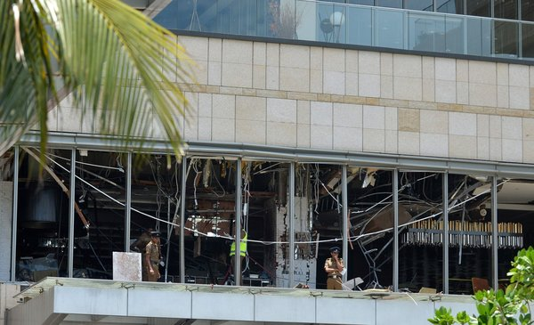 Bangladeshi PM Sheikh Hasina's Family Targeted In Sri Lanka Blasts