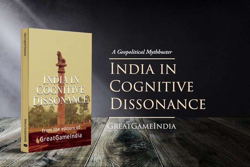 India en libro de disonancia cognitiva por GreatGameIndia