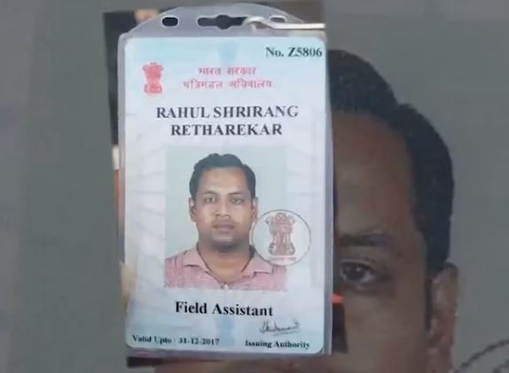Rahul Shrirang Rethareker RAW - one of the 26 field operatives executing the 3 trillion Rs fake note scam