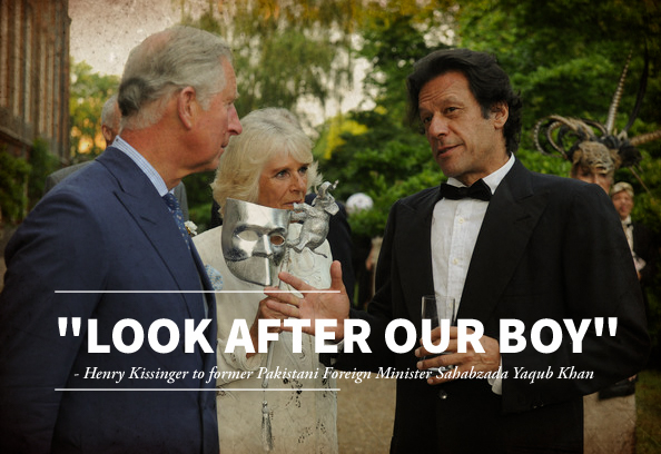 Imran Khan and the Rothschilds