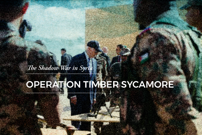 Operation Timber Sycamore
