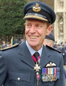 Chris Nickols, Retd Air Marshal of Royal Air Force, CTD Advisors