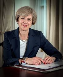 Theresa May, former British Prime Minister and member of CTD Advisors