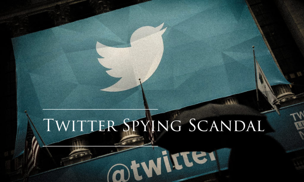 Twitter employees caught Spying for Saudi Arabia