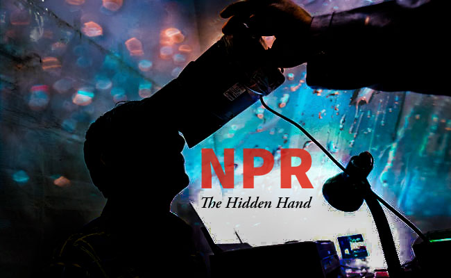 Conspiracy to smuggle NPR biometric data to Taiwan
