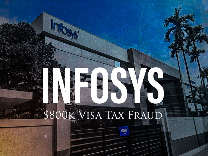 Infosys To Pay $800k In Visa Tax Fraud