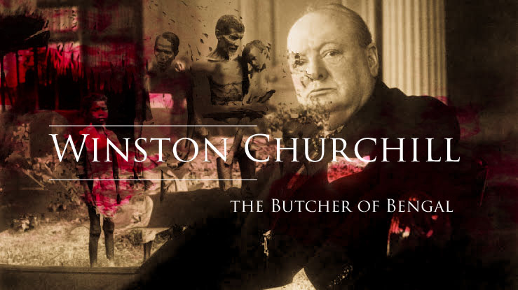 Winston Churchill & The Indian Holocaust