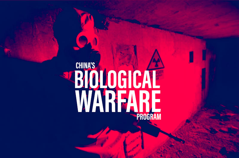 China's Biological Warfare Program