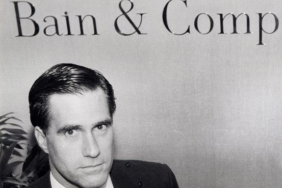 Mitt Romney's Bain Capital Profited Billions By Bankrupting American Workers
