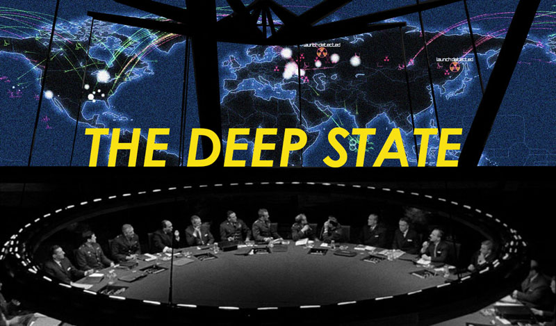 What is the Deep State