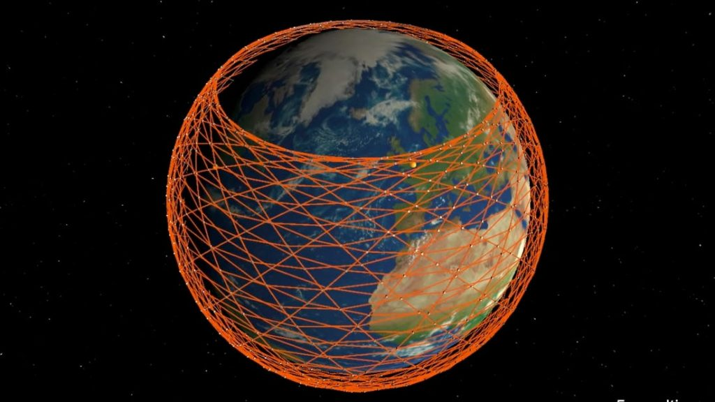 Are SpaceX Starlink Satellites Threat To Astronomy