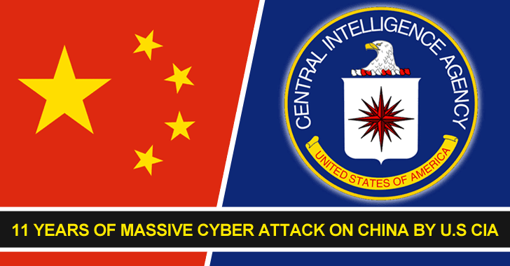 CIA hacked China's Critical Infrastructure