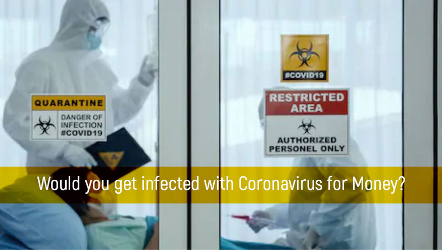 Companies Infecting Humans With Coronavirus For Clinical Trials