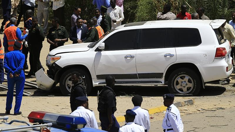 Sudanese Prime Minister Abdalla Hamdok Survives Assassination Attempt