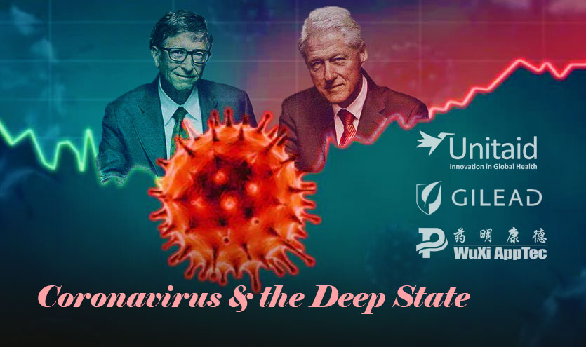 Coronavirus & The Deep State - Unitaid, Gilead Sciences & WuXi AppTech