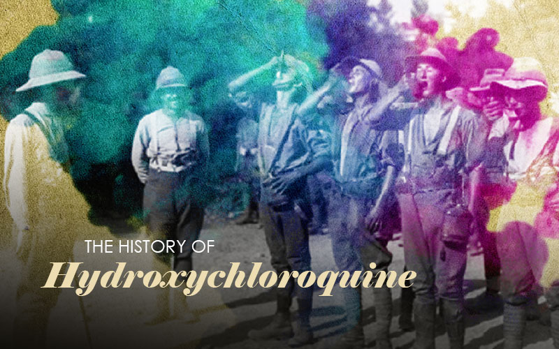 The History Of Hydroxychloroquine In India