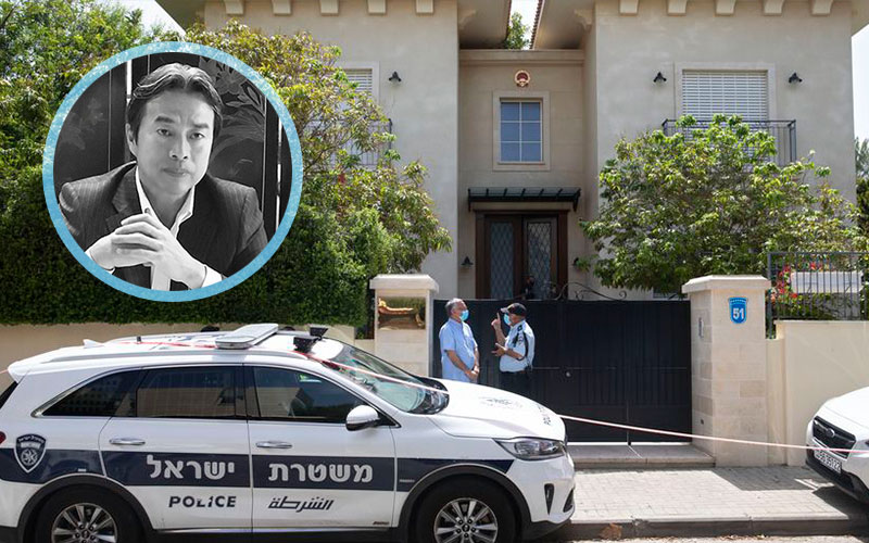 Chinese Ambassador To Israel Du Wei Assassinated In Tel Aviv