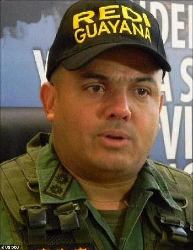Venezuelan military officer Cliver Alcalá