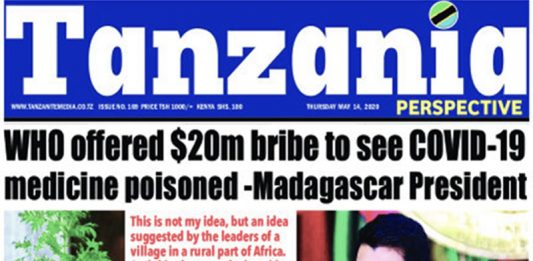 WHO Offered $20M Bribe To Poison COVID-19 Cure - Madagascar President