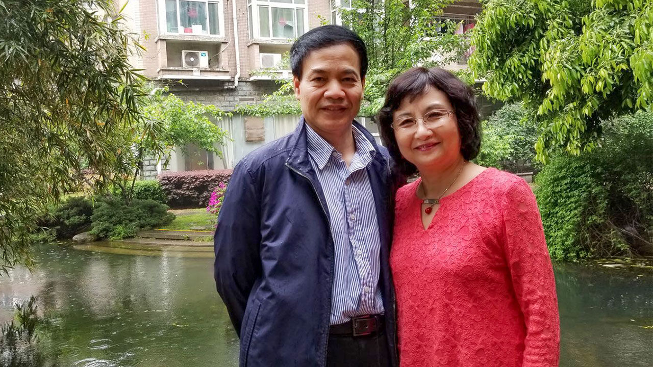 Xiao Jiang Li - Another Professor Turned Out To Be Chinese Agent