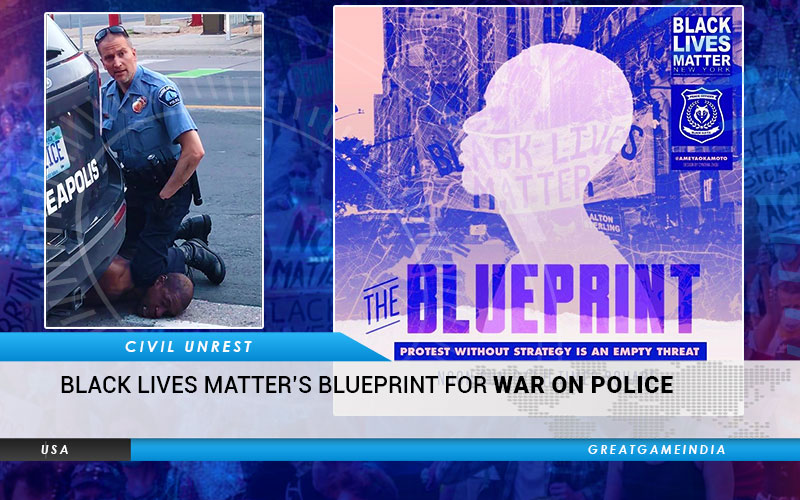 Black Lives Matter Blueprint for War on Police