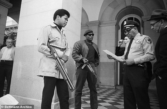 Black Panther Party Peace Officers