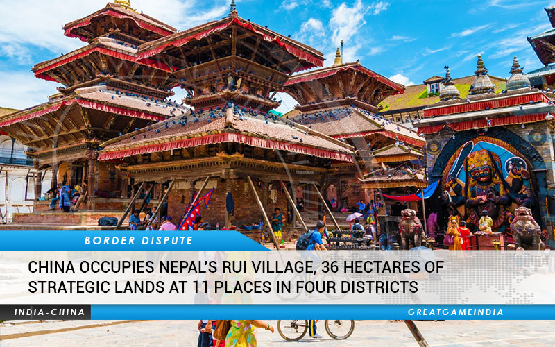China Occupies Nepal's Rui Village