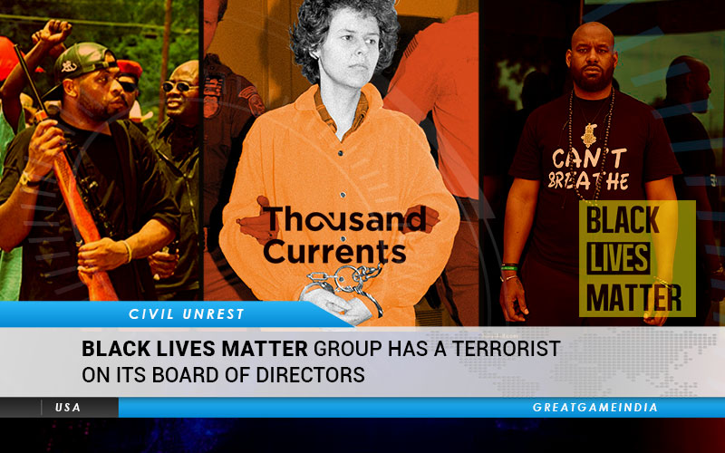 Thousand Currents - Terrorist Ties To Black Lives Matter