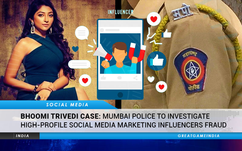 Bhoomi Trivedi Case Mumbai Police To Investigate High-Profile Social Media Marketing Influencers Fraud