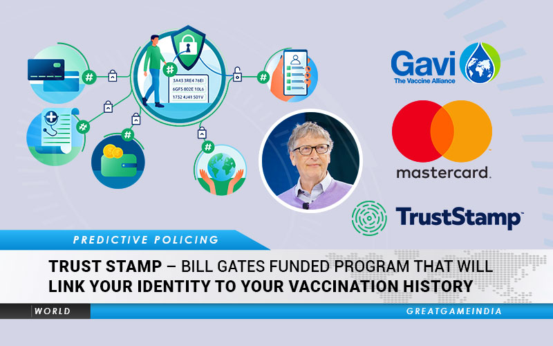 Bill Gates Vaccination Based Digital Identity