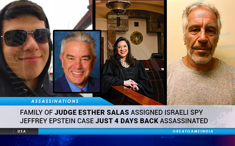 Husband & Son of Judge Esther Salas Assigned Jeffrey Epstein Case Assassinated