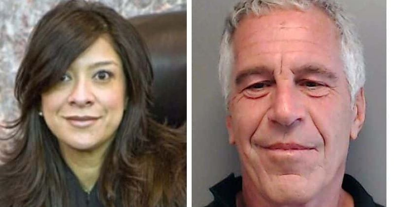 Judge Esther Salas was assigned the high-profile case linked to Jeffrey Epstein just 4 days before her husband and son were shot.