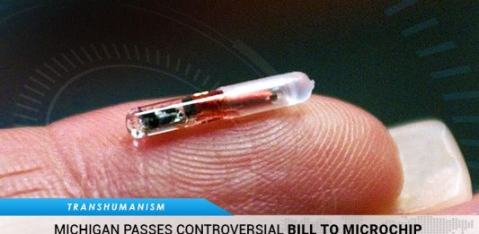 Michigan Passes Controversial Bill To Microchip Workers Voluntarily To Protect Their Privacy