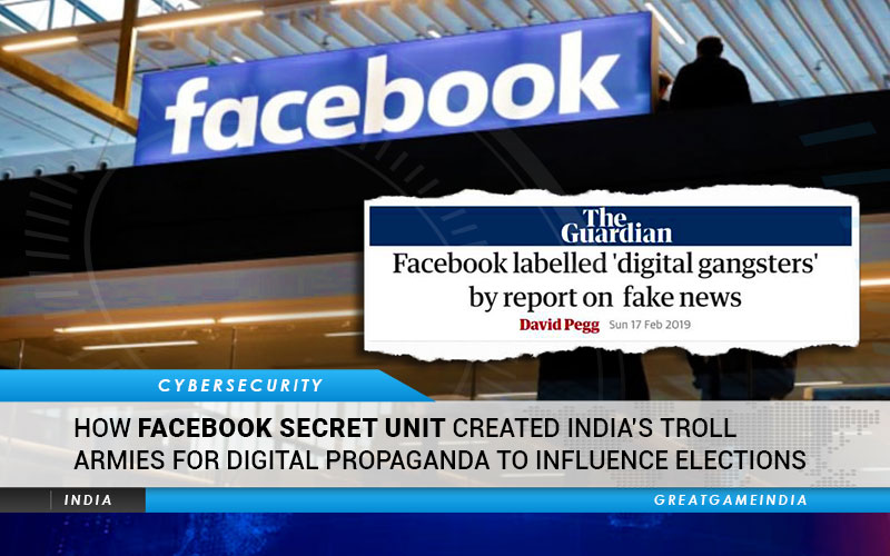 How Facebook Secret Unit Created India's Troll Armies For Digital Propaganda To Influence Elections