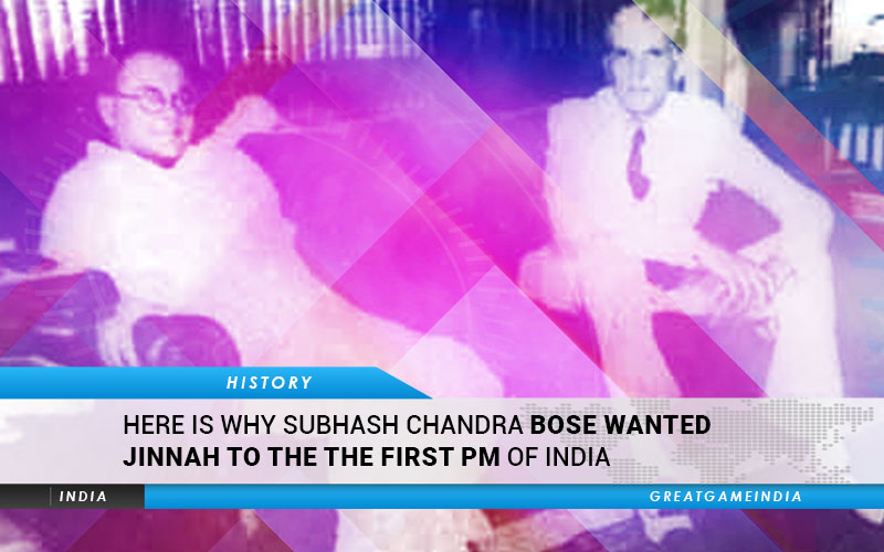 Here Is Why Subhas Chandra Bose Wanted Jinnah To Be First PM Of India