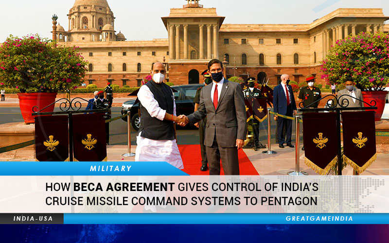 How BECA Agreement Gives Control Of India's Cruise Missile Command Systems To Pentagon