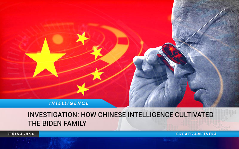 INVESTIGATION How Chinese Intelligence Cultivated The Biden Family