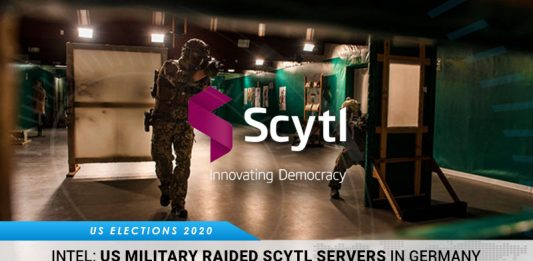 INTEL US Military Raided Scytl Servers In Germany For Evidence After Vote Switching Scandal