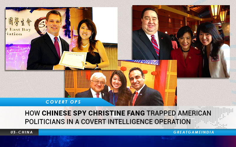 How Chinese Spy Christine Fang Trapped American Politicians In A Covert Intelligence Operation